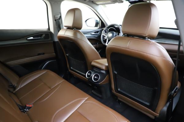 Used 2018 Alfa Romeo Stelvio Ti Q4 for sale $32,900 at Bugatti of Greenwich in Greenwich CT 06830 28