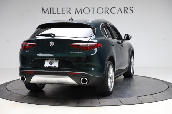 Used 2018 Alfa Romeo Stelvio Ti Q4 for sale $32,900 at Bugatti of Greenwich in Greenwich CT 06830 7