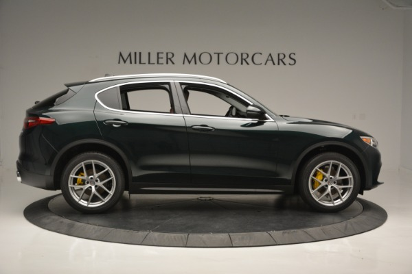 New 2018 Alfa Romeo Stelvio Ti Lusso Q4 for sale Sold at Bugatti of Greenwich in Greenwich CT 06830 10