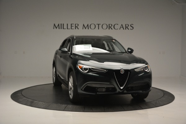 New 2018 Alfa Romeo Stelvio Ti Lusso Q4 for sale Sold at Bugatti of Greenwich in Greenwich CT 06830 13