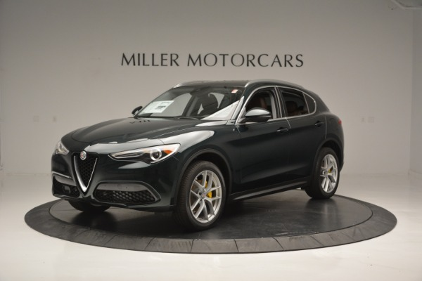 New 2018 Alfa Romeo Stelvio Ti Lusso Q4 for sale Sold at Bugatti of Greenwich in Greenwich CT 06830 2