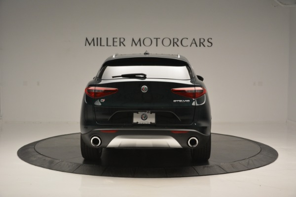 New 2018 Alfa Romeo Stelvio Ti Lusso Q4 for sale Sold at Bugatti of Greenwich in Greenwich CT 06830 6