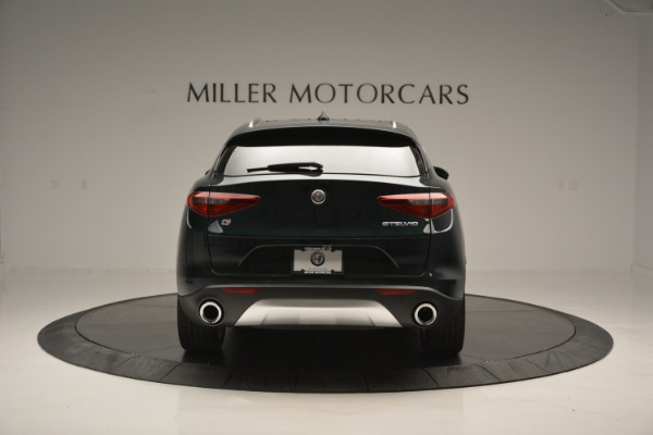 New 2018 Alfa Romeo Stelvio Ti Lusso Q4 for sale Sold at Bugatti of Greenwich in Greenwich CT 06830 7