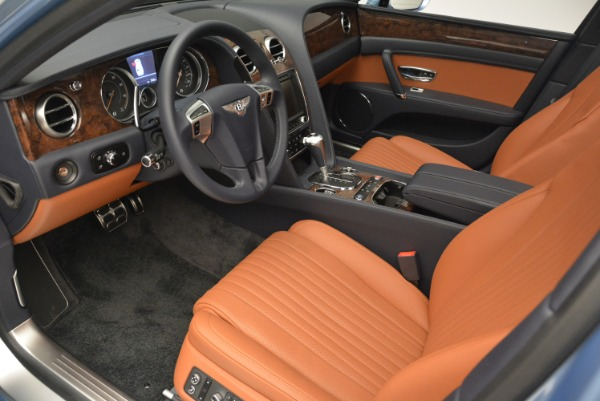New 2018 Bentley Flying Spur V8 for sale Sold at Bugatti of Greenwich in Greenwich CT 06830 15