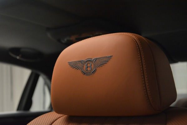 New 2018 Bentley Flying Spur V8 for sale Sold at Bugatti of Greenwich in Greenwich CT 06830 17