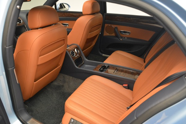 New 2018 Bentley Flying Spur V8 for sale Sold at Bugatti of Greenwich in Greenwich CT 06830 18