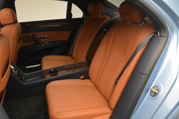 New 2018 Bentley Flying Spur V8 for sale Sold at Bugatti of Greenwich in Greenwich CT 06830 19