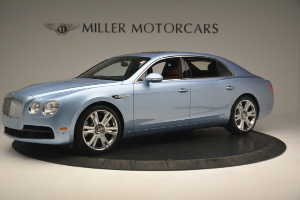 New 2018 Bentley Flying Spur V8 for sale Sold at Bugatti of Greenwich in Greenwich CT 06830 2