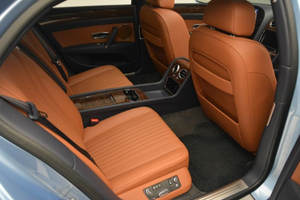 New 2018 Bentley Flying Spur V8 for sale Sold at Bugatti of Greenwich in Greenwich CT 06830 20