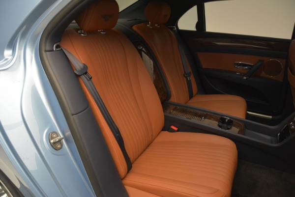 New 2018 Bentley Flying Spur V8 for sale Sold at Bugatti of Greenwich in Greenwich CT 06830 21