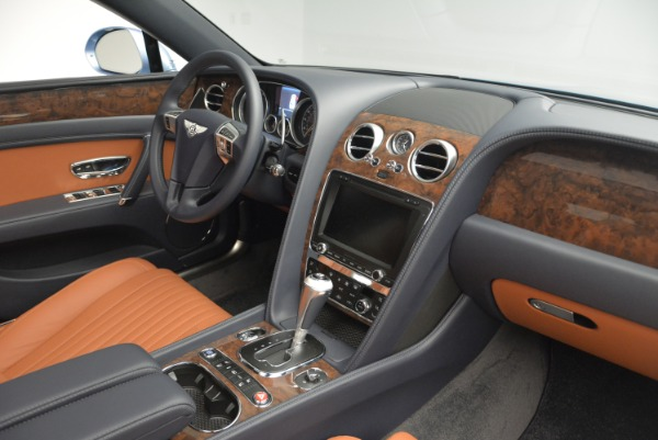 New 2018 Bentley Flying Spur V8 for sale Sold at Bugatti of Greenwich in Greenwich CT 06830 24