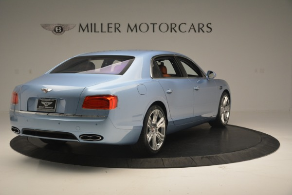 New 2018 Bentley Flying Spur V8 for sale Sold at Bugatti of Greenwich in Greenwich CT 06830 7