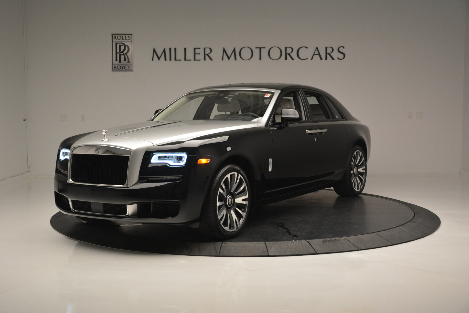 New 2019 Rolls-Royce Ghost for sale Sold at Bugatti of Greenwich in Greenwich CT 06830 1