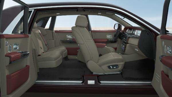 New 2018 Rolls-Royce Phantom for sale Sold at Bugatti of Greenwich in Greenwich CT 06830 6