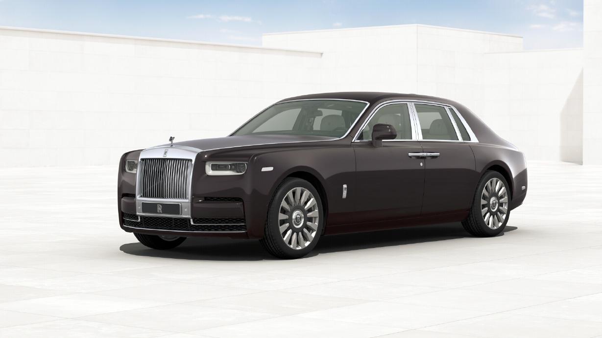 New 2018 Rolls-Royce Phantom for sale Sold at Bugatti of Greenwich in Greenwich CT 06830 1