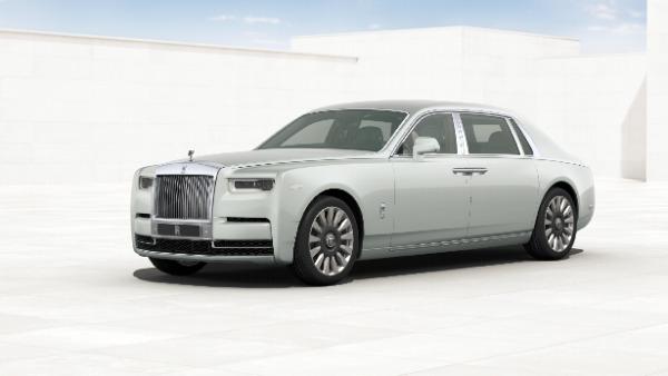 New 2018 Rolls-Royce Phantom EWB for sale Sold at Bugatti of Greenwich in Greenwich CT 06830 1