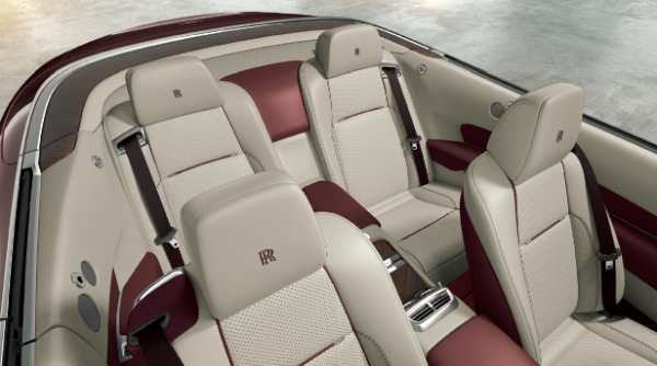 New 2018 Rolls-Royce Dawn for sale Sold at Bugatti of Greenwich in Greenwich CT 06830 4