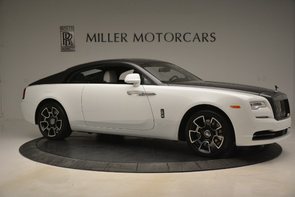 Used 2018 Rolls-Royce Wraith Black Badge Nebula Collection for sale Sold at Bugatti of Greenwich in Greenwich CT 06830 10