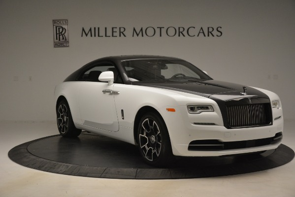 Used 2018 Rolls-Royce Wraith Black Badge Nebula Collection for sale Sold at Bugatti of Greenwich in Greenwich CT 06830 11