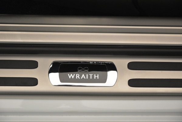 Used 2018 Rolls-Royce Wraith Black Badge Nebula Collection for sale Sold at Bugatti of Greenwich in Greenwich CT 06830 16