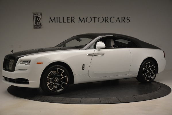 Used 2018 Rolls-Royce Wraith Black Badge Nebula Collection for sale Sold at Bugatti of Greenwich in Greenwich CT 06830 2