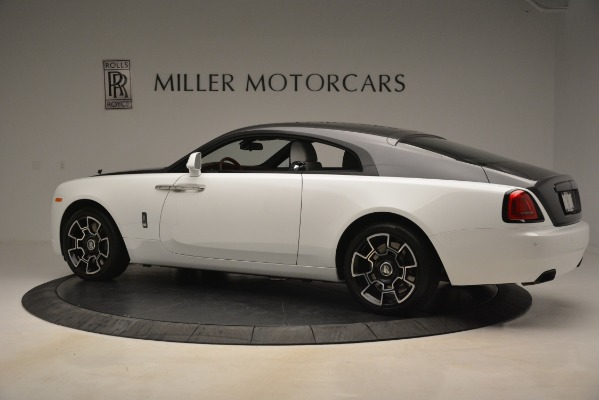 Used 2018 Rolls-Royce Wraith Black Badge Nebula Collection for sale Sold at Bugatti of Greenwich in Greenwich CT 06830 4