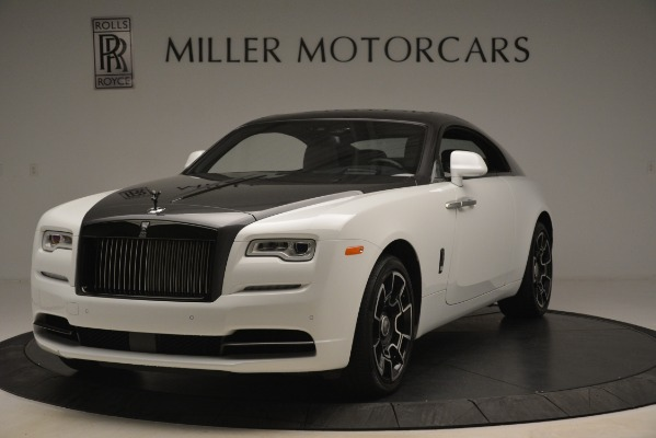 Used 2018 Rolls-Royce Wraith Black Badge Nebula Collection for sale Sold at Bugatti of Greenwich in Greenwich CT 06830 1