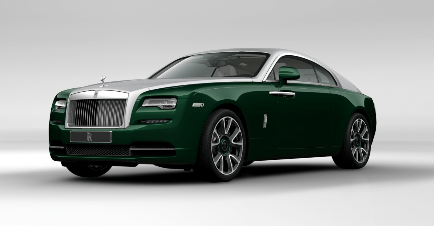 Used 2018 Rolls-Royce Wraith for sale Sold at Bugatti of Greenwich in Greenwich CT 06830 1