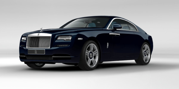 New 2018 Rolls-Royce Wraith for sale Sold at Bugatti of Greenwich in Greenwich CT 06830 1