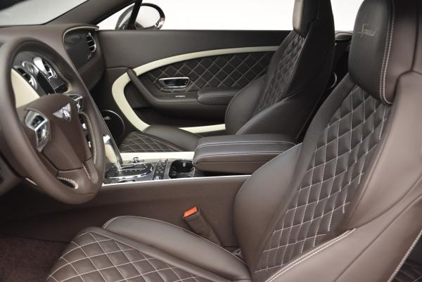 Used 2016 Bentley Continental GT Speed for sale Sold at Bugatti of Greenwich in Greenwich CT 06830 11