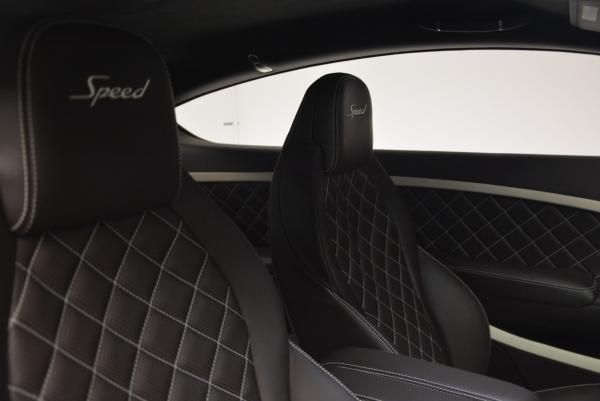 Used 2016 Bentley Continental GT Speed for sale Sold at Bugatti of Greenwich in Greenwich CT 06830 18