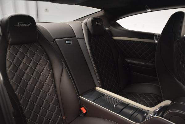 Used 2016 Bentley Continental GT Speed for sale Sold at Bugatti of Greenwich in Greenwich CT 06830 19