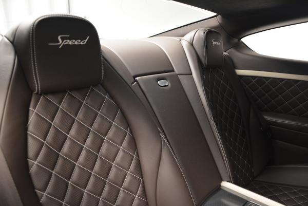 Used 2016 Bentley Continental GT Speed for sale Sold at Bugatti of Greenwich in Greenwich CT 06830 20
