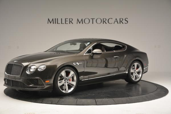 Used 2016 Bentley Continental GT Speed for sale Sold at Bugatti of Greenwich in Greenwich CT 06830 3
