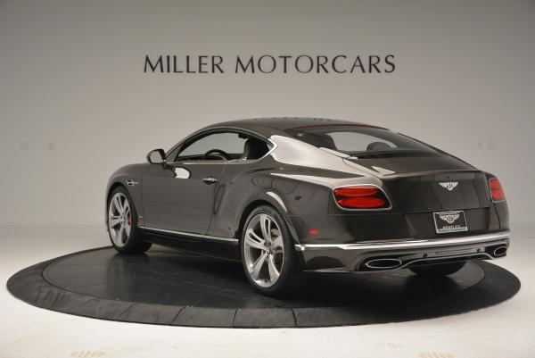 Used 2016 Bentley Continental GT Speed for sale Sold at Bugatti of Greenwich in Greenwich CT 06830 5