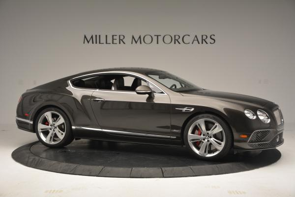 Used 2016 Bentley Continental GT Speed for sale Sold at Bugatti of Greenwich in Greenwich CT 06830 8