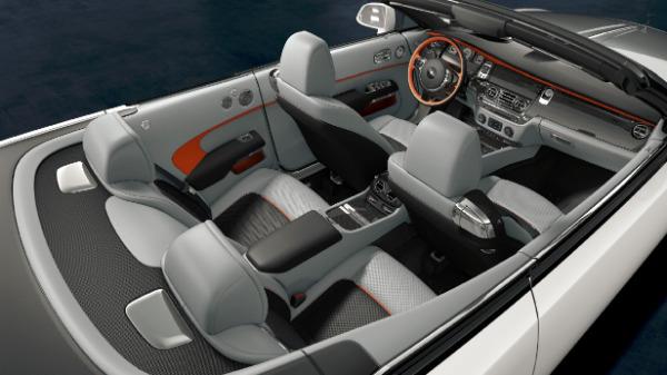 New 2018 Rolls-Royce Dawn for sale Sold at Bugatti of Greenwich in Greenwich CT 06830 6