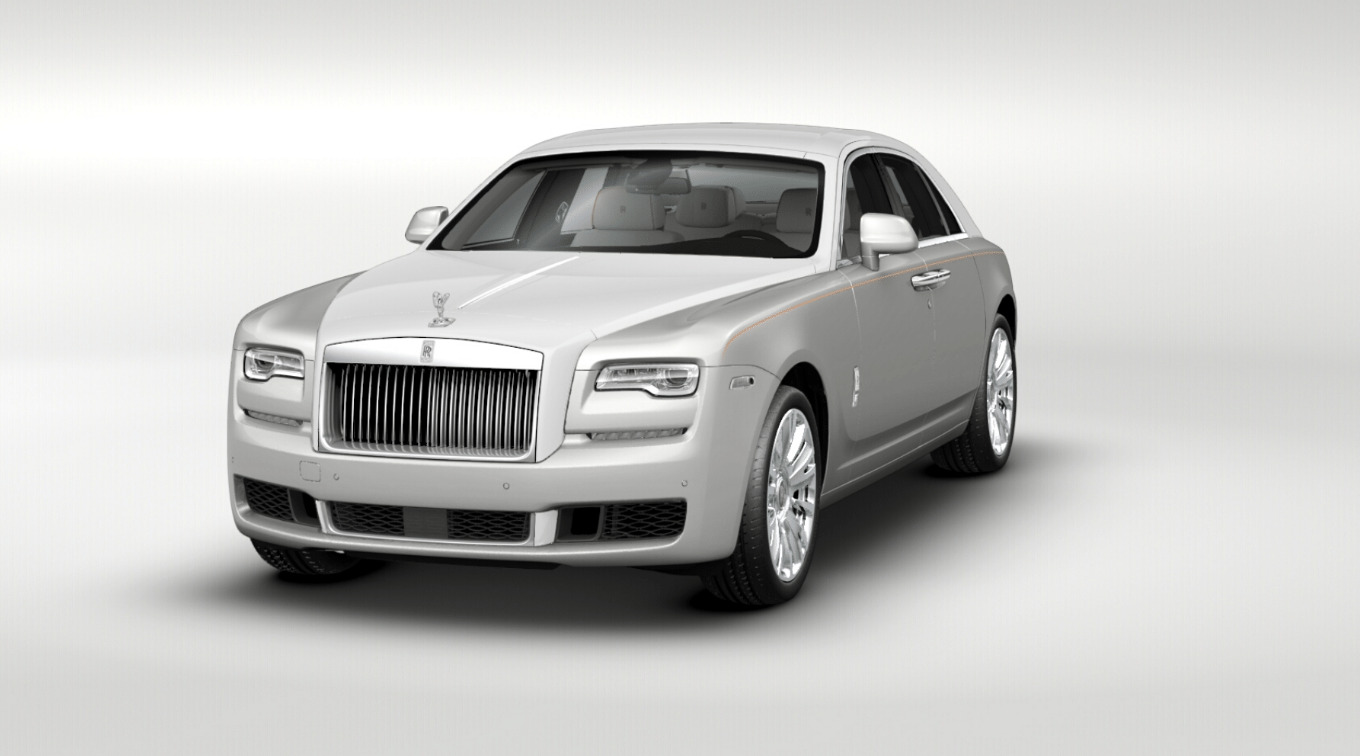 New 2018 Rolls-Royce Ghost for sale Sold at Bugatti of Greenwich in Greenwich CT 06830 1