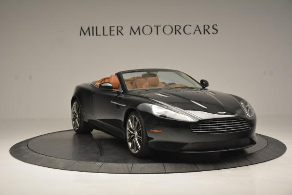 Used 2012 Aston Martin Virage Volante for sale Sold at Bugatti of Greenwich in Greenwich CT 06830 11