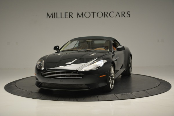 Used 2012 Aston Martin Virage Volante for sale Sold at Bugatti of Greenwich in Greenwich CT 06830 13