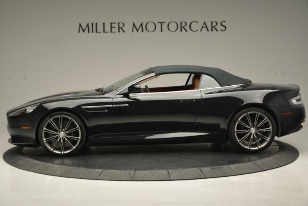 Used 2012 Aston Martin Virage Volante for sale Sold at Bugatti of Greenwich in Greenwich CT 06830 15