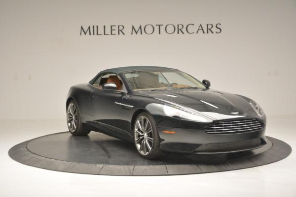 Used 2012 Aston Martin Virage Volante for sale Sold at Bugatti of Greenwich in Greenwich CT 06830 18