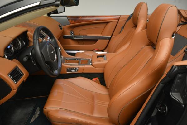 Used 2012 Aston Martin Virage Volante for sale Sold at Bugatti of Greenwich in Greenwich CT 06830 19