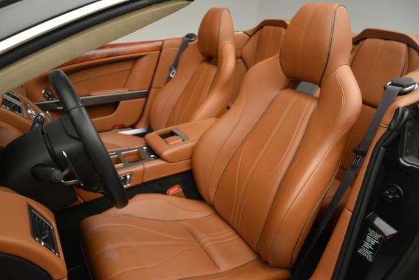 Used 2012 Aston Martin Virage Volante for sale Sold at Bugatti of Greenwich in Greenwich CT 06830 21