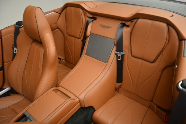 Used 2012 Aston Martin Virage Volante for sale Sold at Bugatti of Greenwich in Greenwich CT 06830 22