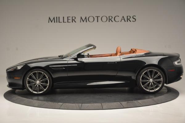 Used 2012 Aston Martin Virage Volante for sale Sold at Bugatti of Greenwich in Greenwich CT 06830 3
