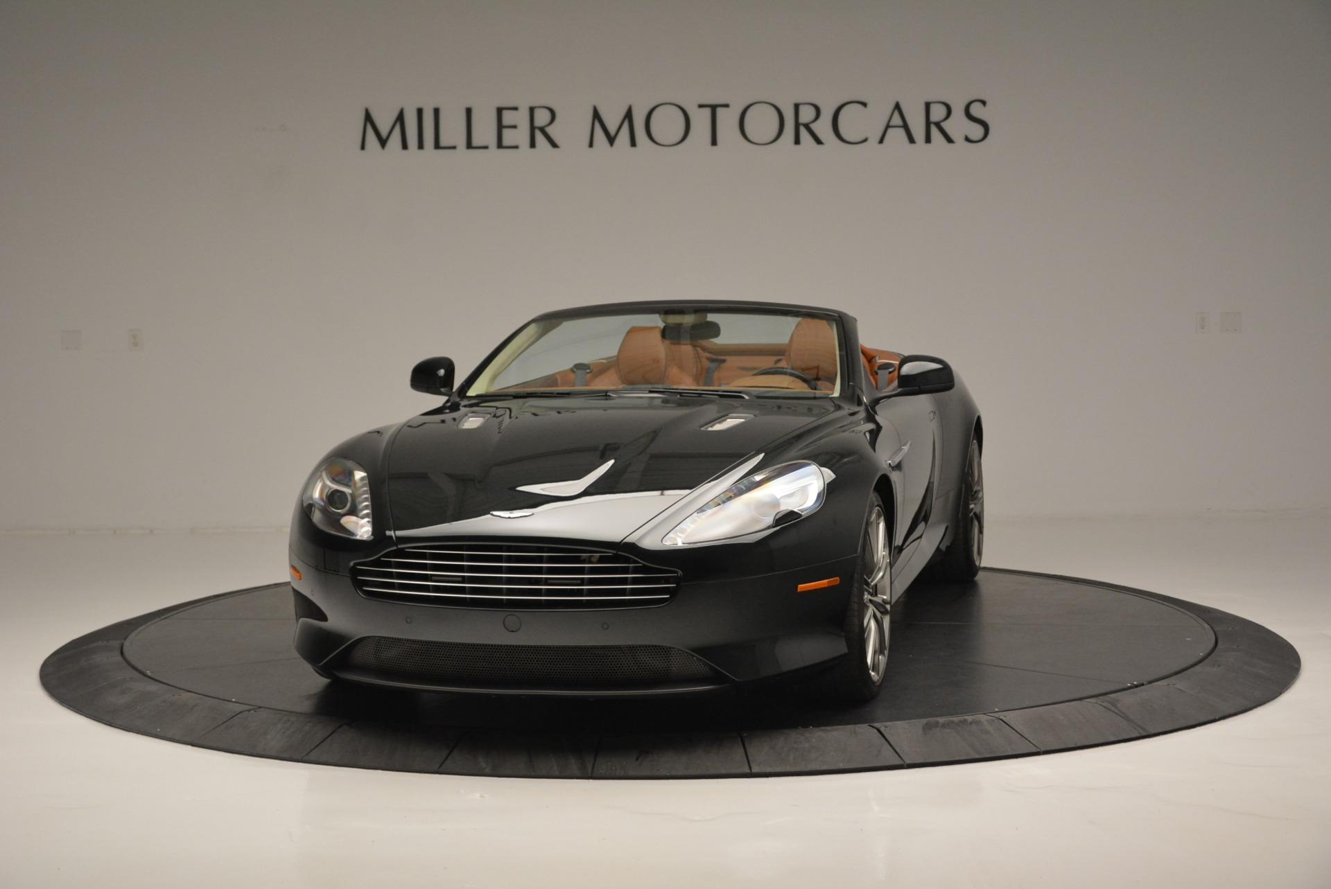 Used 2012 Aston Martin Virage Volante for sale Sold at Bugatti of Greenwich in Greenwich CT 06830 1