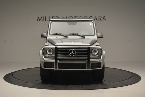 Used 2016 Mercedes-Benz G-Class G 550 for sale Sold at Bugatti of Greenwich in Greenwich CT 06830 12