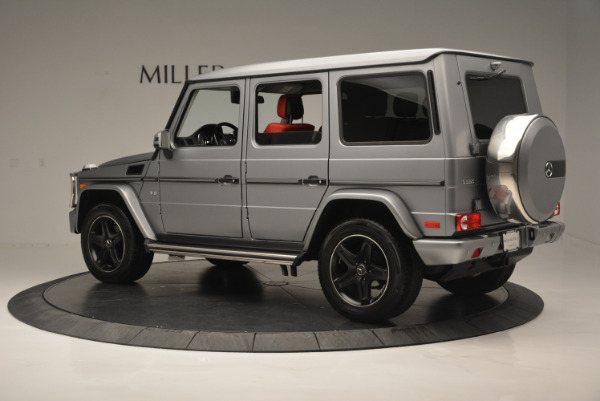 Used 2016 Mercedes-Benz G-Class G 550 for sale Sold at Bugatti of Greenwich in Greenwich CT 06830 4
