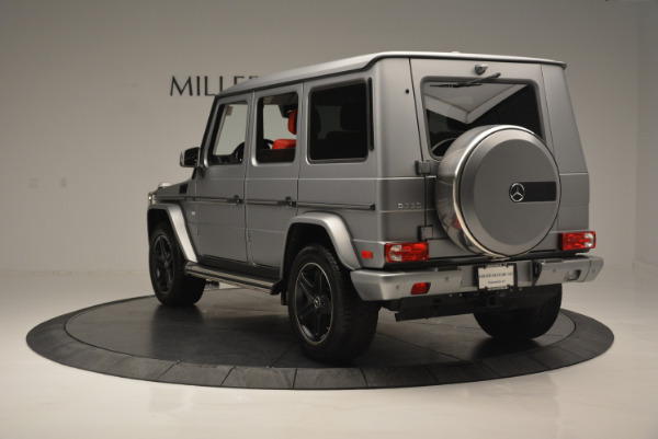 Used 2016 Mercedes-Benz G-Class G 550 for sale Sold at Bugatti of Greenwich in Greenwich CT 06830 5